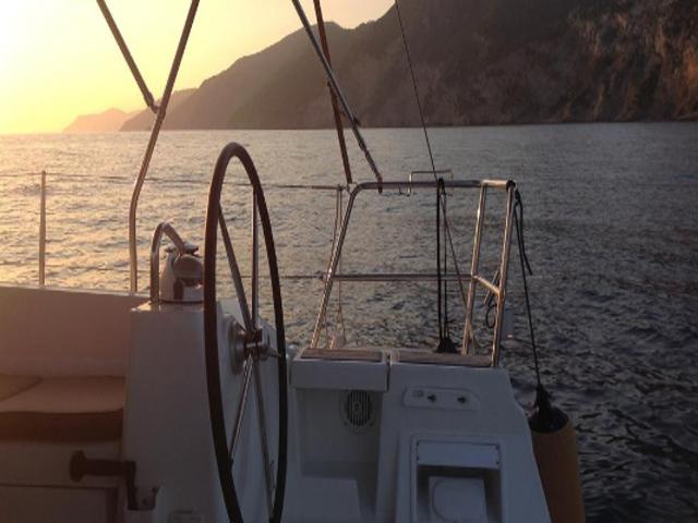affitto barche napoli
