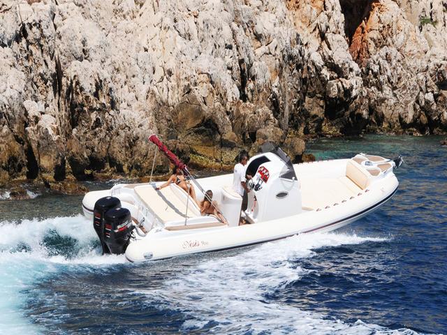 noleggio barche a castellammare