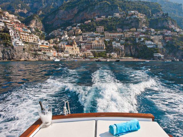 giro in barca positano