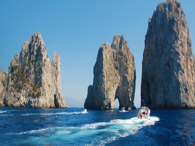 tour verso Capri