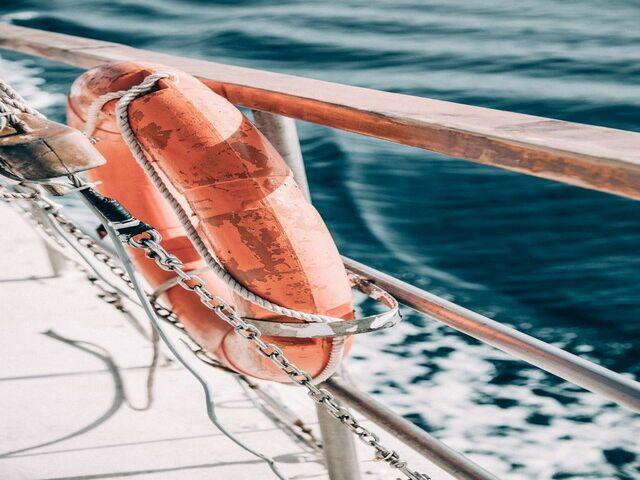 noleggio barca a vela formia