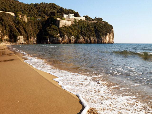 spiaggia serapo